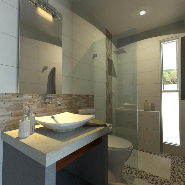 3D Baño