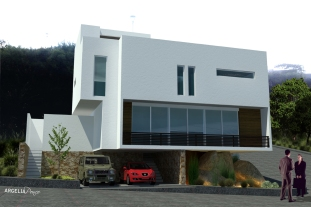 3D Casa Habitación Zibatá